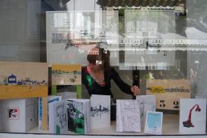 Entre-deux // In between – Librairie La Hune