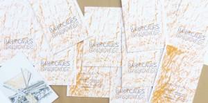Barricades – Librairie VOLUME