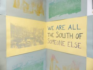 We are always the south of someone else